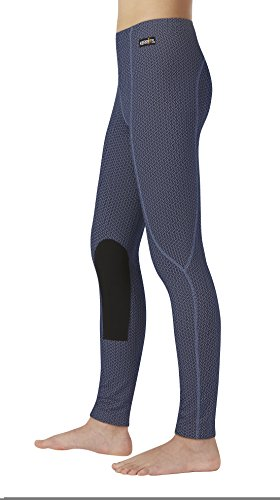 Kerrits Kids Fleece Performance Tight Dark Blue Size: Large