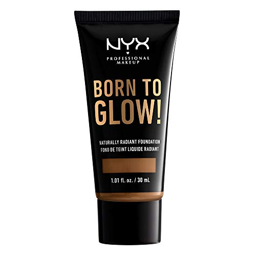NYX PROFESSIONAL MAKEUP Born To Glow Naturally Radiant Foundation - Sienna