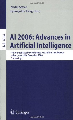 [PDF] AI 2006: Advances in Artificial Intelligence Free Download | Publisher : Springer | Category : Computers & Internet | ISBN 10 : 3540497870 | ISBN 13 : 9783540497875