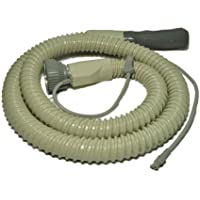 Filter Queen Princess Electric Hose, DVC Replacement Brand, designed to fit Filter Queen Princess, color gray
