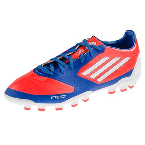 adidas Performance , Chaussures de foot pour homme rot / blau / wei?