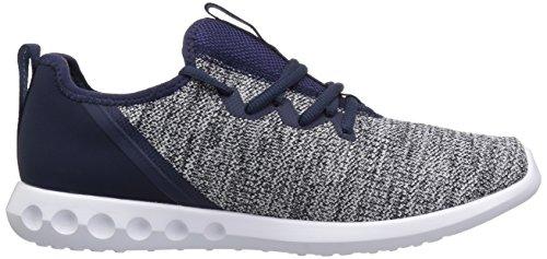 PUMA Mens Carson 2 X Knit Sneaker Peacoat-puma White wpfRL1Glt2