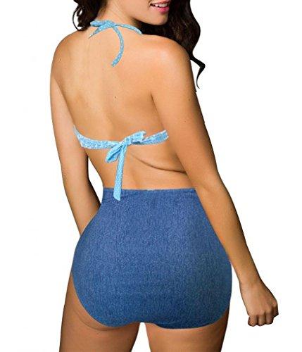 Tailloday - Conjunto - para mujer Azul