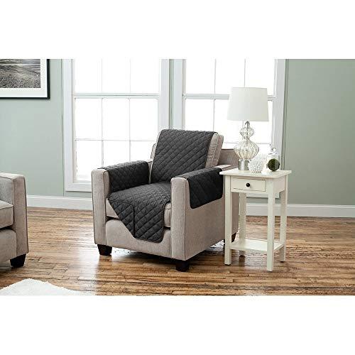 PAGA UNIVERSAL LINENS S.A. Lauren Taylor Diamond Quilt Chair Furniture Protector - Futon Sa