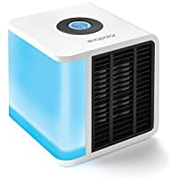 Evapolar EV-1000 Persönlicher Luftkühler + Luftbefeuchter (Crystal white)