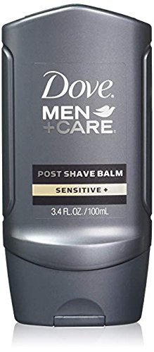 Dove Men + Care Post Shave Balm, Sensitive 3.4 OZ, 3 Count