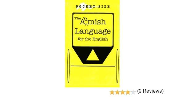 the amish language for the english kindle edition by steve the amish language for the english kindle edition by steve troyer dan swartzentruber reference kindle ebooks com