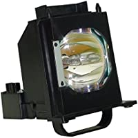 SpArc Bronze Mitsubishi WD-73737 Television Replacement Lamp with Housing