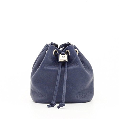 PATRIZIA PEPE Borsa TRACOLLINA Mini Dress Blue PATP.2V6309/A1ZB