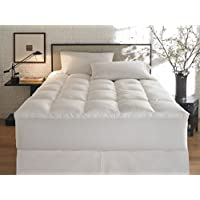 LC Memory Fiber Mattress Topper, Full
