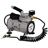Precision 230v Electric Compressor Ball Inflator Pump Football Rugby Netball