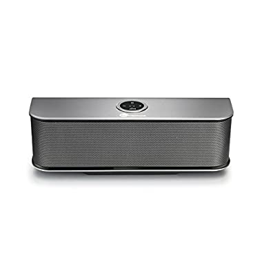 Bluetooth Speakers TaoTronics Boom X Stereo 20W Speaker (Dual 10W Drivers, Dual Passive Subwoofers, Strong Bass, Aluminum-Alloy, Bluetooth 4.0, Built-in Microphone) Wireless Portable Speaker