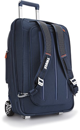 Thule Crossover 38-Litre Rolling Carry-On Suit Case (Dark Blue) by Thule (Image #3)