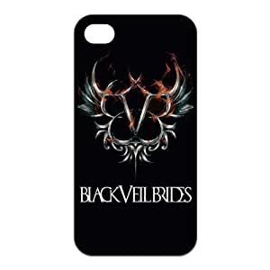 meilinF000FEEL.Q- Unique Custom TPU Rubber ipod touch 5 Case Cover - Black Veil BridesmeilinF000
