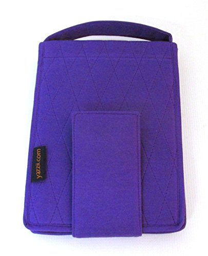 Yazzii Circular Needle Binder CA 195, Purple