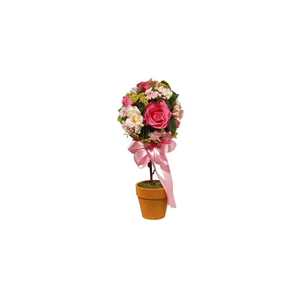 CC-Christmas-Decor-14-Rose-and-Hydrangea-Topiary