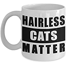 Hairless Cat Mug: Cat Matter Sphynx sphinx Coffee Cup