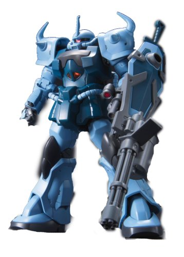 BANDAI Mobile Suit Gundam MS-07B-3 GOUF CUSTOM