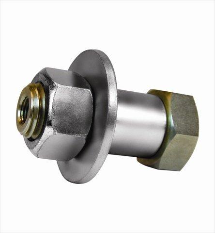 Justrite 25973 Stainless Steel Nitrogen Pass-Through Valve Kit, For Safety Cabinet