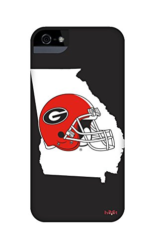 Georgia Bulldogs Cell Phone Cover - Hoot² NCAA Georgia Bulldogs iPhone 7 Case