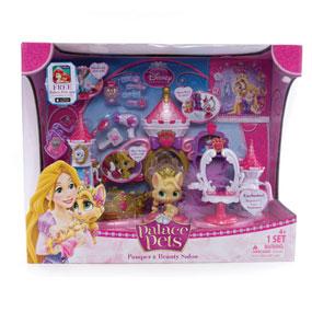 Blip Toys Disney Princess Palace Pets Pamper Spa Playset