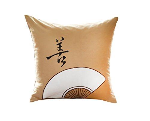 ilken tan pillow slip Euro sham, oversized pillowcase 26