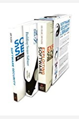 Software Security Library Boxed Set, First Edition Paperback