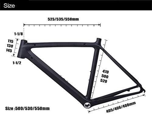 2019 cuadros de ciclismo de bicicleta de carretera de carbono ...