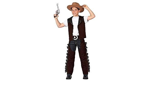Atosa Disfraz de Vaquero Infantil - Niño, de 10 a 12 años: Amazon ...