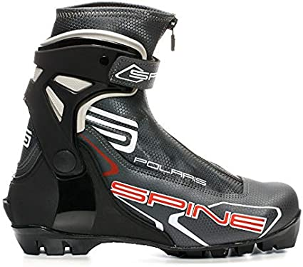 Spine Polaris Langlaufschuh Skating Schuhe Skischuhe Skate Skistiefel f/ür NNN Bindung