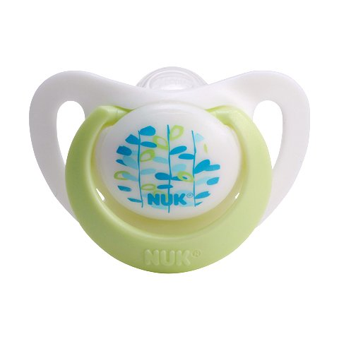 Amazon.com : NUK Newborn Advanced Orthodontic Pacifier 0-2 ...