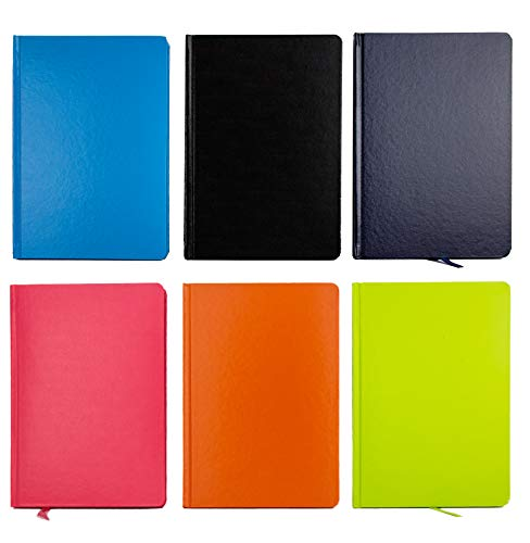 Personal Notebook Set (6 Notebooks Total) 5.8