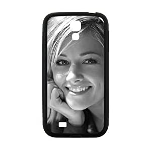Cool painting Bright Smile Fashion Comstom Plastic case cover For Samsung Galaxy S4