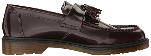 Dr Red Leather Shoes Adrian martens Cherry Mens qqngR7