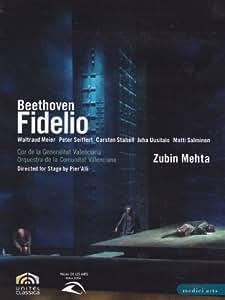 Beethoven: Fidelio (Orquestra de la Comunitat Valenciana, Zubin Mehta) [Import]