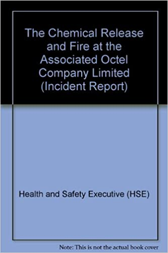The Chemical Release And Fire At The Associated Octel Company