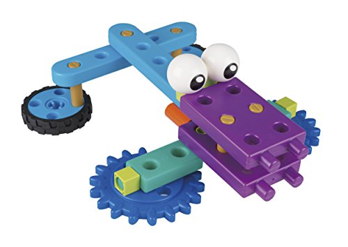 4171%2B1wFyKL - Kids First Robot Engineer Kit and Storybook