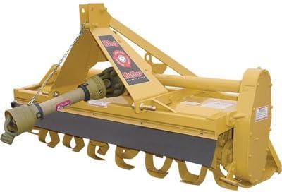 King Kutter Gear-Driven Reverse Tine Rotary Tiller – 60in.W, Model Number RTG-60