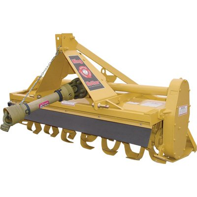 King Kutter Gear-Driven Reverse Tine Rotary Tiller - 60in.W, Model# RTG-60 by King Kutter
