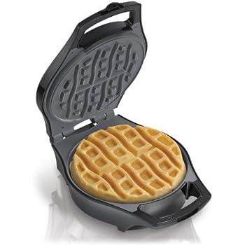 Hamilton Beach Belgian Waffle Maker, Mess Free (26040)