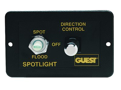 Guest 22208A Rectangle Control for Marine Spotlights (Models 22040, 22041, 22042, 22043, 22044, and 22045)