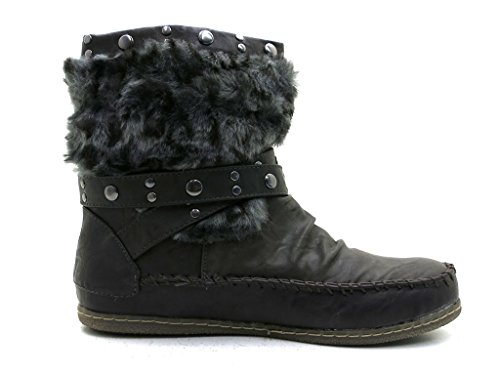 Pour Mustang chaussures Femme bottines Mokka Hq4wY