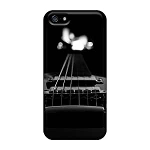 For Iphone Case, High Quality Guitar Strings For Iphone 5/5s Cover Cases by supermalls