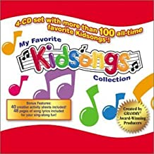 My Favorite Kidsongs Collection