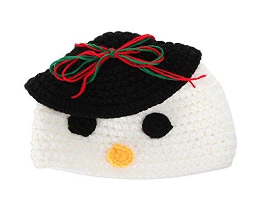 - Hot Infant Beanies,Dealzip Inc Fashion Unisex Infant Newborn Boy Girl Photography Handmade Knit Creative Snowman Cute Beanie Baby Hat
