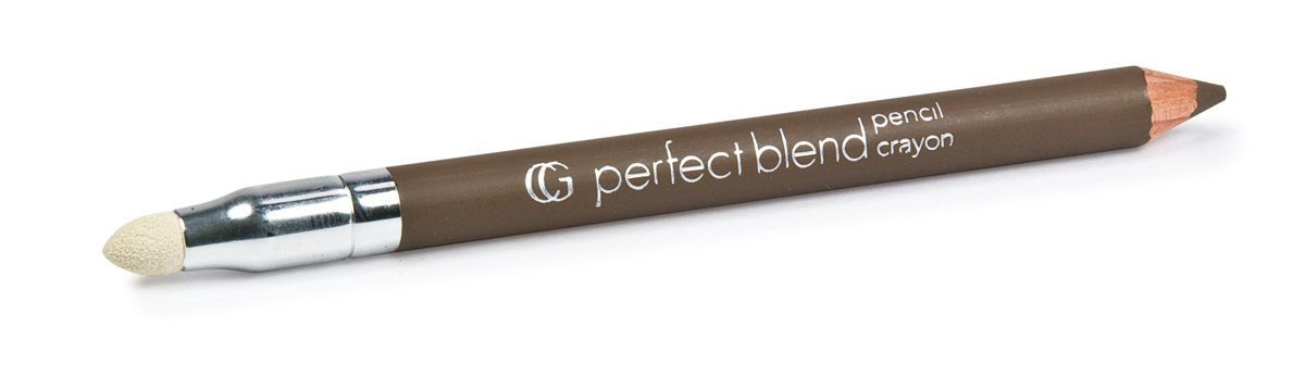 CoverGirl Perfect Blend Pencil Smoky Taupe Warm 130, 1 Pencil (Pack of 2)