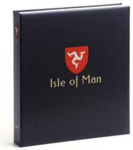 DAVO 4931 Luxe stamp album Isle of Man I 1973-1999