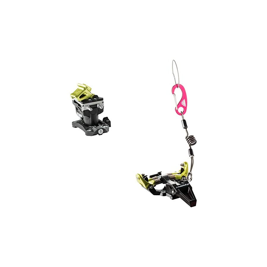 Dynafit TLT Speed Radical Binding Black/Yellow, One Size