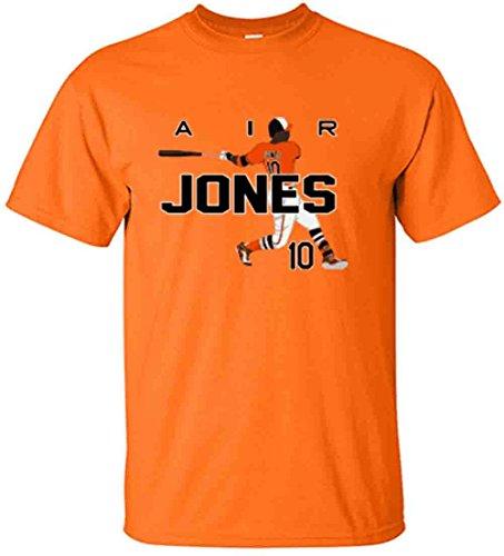 The Silo ORANGE Adam Jones Baltimore