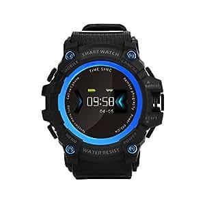 Amazon.com: Special-U GW69 Smart Watch Color Screen ...